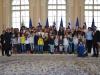 Učenci 1. b razreda na obisku pri predsedniku države